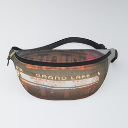 grand. Fanny Pack