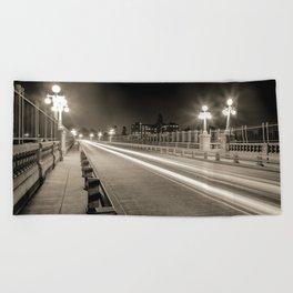Colorado Street Bridge - Pasadena, CA Beach Towel