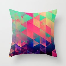 plyyt Throw Pillow