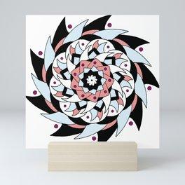 Pinwheel Mini Art Print