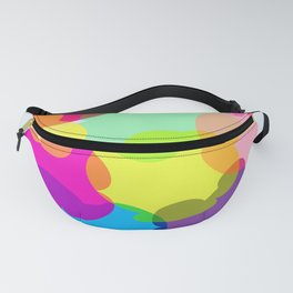 Abstract Shapes Fanny Pack