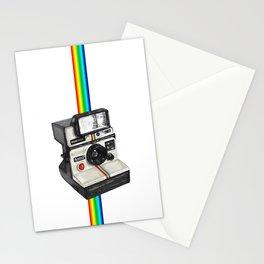 I love Polaroid 1000  Stationery Cards