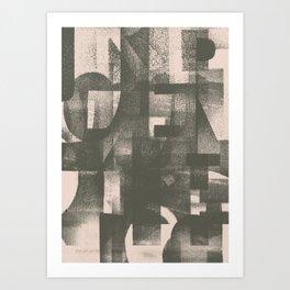 Typefart 018 Art Print