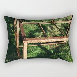 Oxide and grass Rectangular Pillow