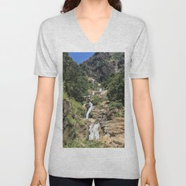 Ravana Falls Unisex V-Neck