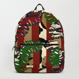 JUNGLE ABSTRACT 43872 Backpack