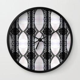 Eiffel Gothique  Wall Clock