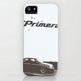 Primera iPhone Case