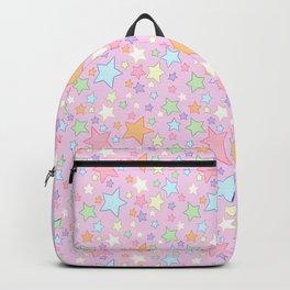 Pastel Stars Backpack
