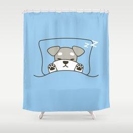 Goodnight Shower Curtain