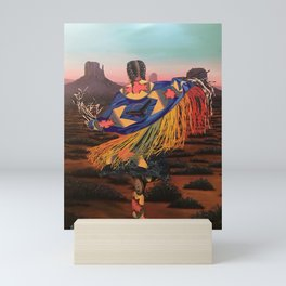 Shaw Dancer #3 Mini Art Print