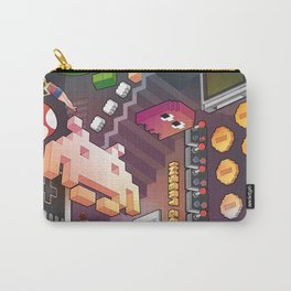 Lost in videogames Carry-All Pouch