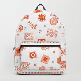 Ethnic Mosaic Backpack