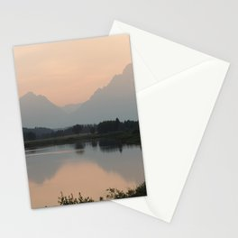 Mountain Dreams Stationery Cards