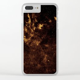 Center of the Milky Way Galaxy II Clear iPhone Case
