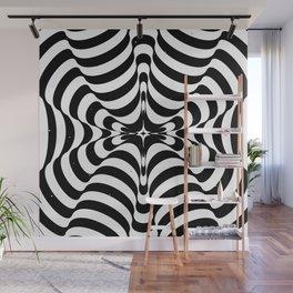 Vibration Wall Mural