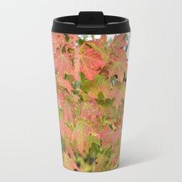 Maple Leaves | Canada 150 | Nadia Bonello Travel Mug