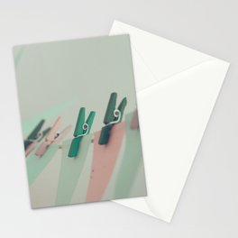 on the line Stationery Cards