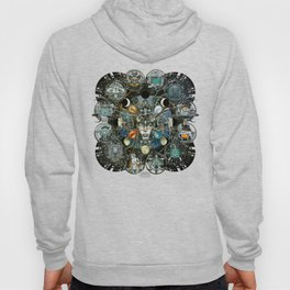 """Astrological Mechanism - Zodiac"" Hoody"