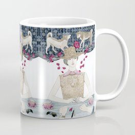 Lost and bewildered Coffee Mug