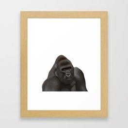 El Rey Framed Art Print