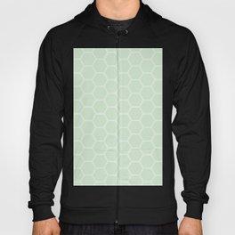 Honeycomb Light Green #273 Hoody
