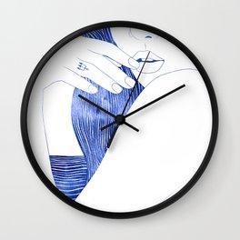 Nereid XXXI Wall Clock