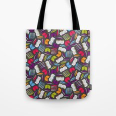 So Many Colorful Books... Tote Bag