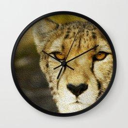 Heart Nose Wall Clock