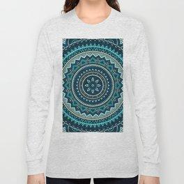 Hippie Mandala 16 Long Sleeve T-shirt