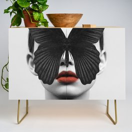 BLACK BUTTERFLY Credenza