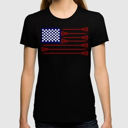 Lacrosse AmericasGame T-shirt