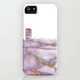 Grand Rapids Skyline iPhone Case
