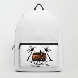 Calfornia Backpack