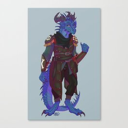 Dungeons and... You Guessed It Canvas Print