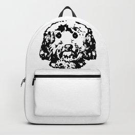 COCKAPOO DOG Backpack