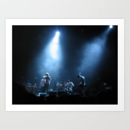 Alexandra Palace band Art Print