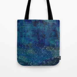 Turquoise Canyon Tote Bag