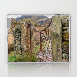 Gate To Tryfan Snowdonia Laptop & iPad Skin