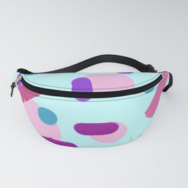 Cooltone Abstract Fanny Pack