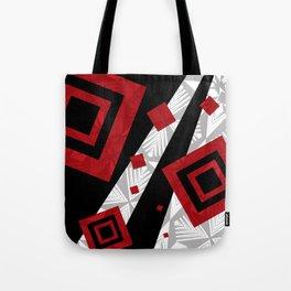 Color Dance Tote Bag