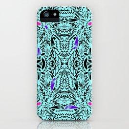 Pattern pattern iPhone Case