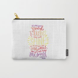 You Will Always Look Lovely [Roald Dahl] Carry-All Pouch