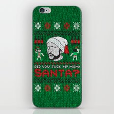 A Sunny Christmas iPhone & iPod Skin