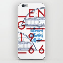 Wembley Stadium - England iPhone Skin