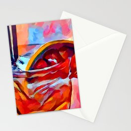 Cocktail 2 Watercolor Stationery Cards