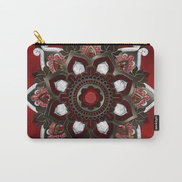 Beautiful mandala Carry-All Pouch