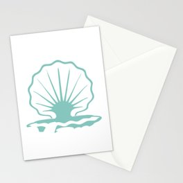 "Unique Mermaid Shirt For Mermaid Mother Lovers Saying ""Mermaid Mama"" T-shirt Design Wheel Ocean Swim Stationery Cards"