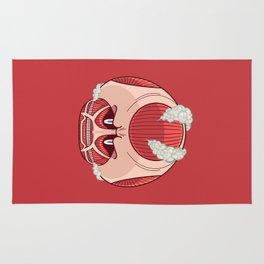 Super Titan Mushroom Rug
