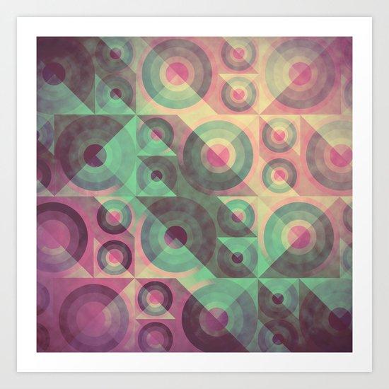 Rainbow 02 Art Print